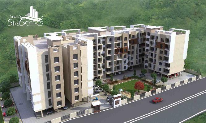 Raheja SkyScapes, Raipur - 2 & 3 BHK Apartment