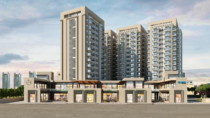 MRG World Ultimus, Gurgaon - 1BHK & 2BHK Apartment