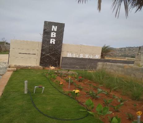 NBR Hills View, Bangalore - Residential Plots