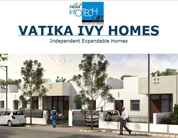 Vatika Ivy Homes, Jaipur - Independent Homes