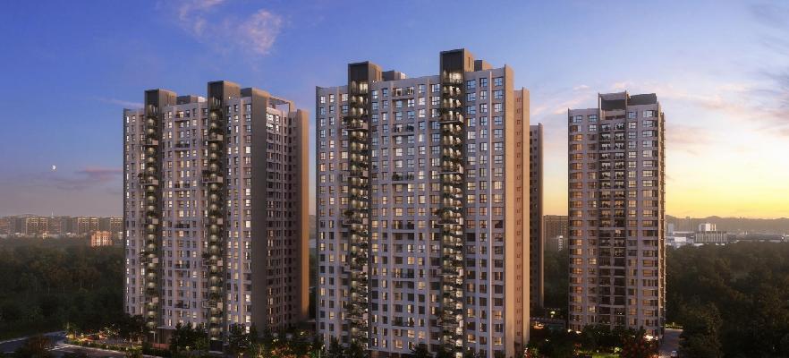 Godrej Green Glades, Ahmedabad - 2 & 3 BHK Luxury Home