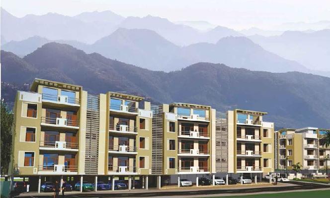 Capital Greenz, Dehradun - 2 & 3 BHK Apartment