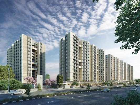 Orchid Sky, Ahmedabad - 3 BHK Residential Apartments