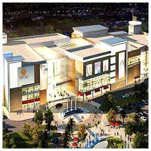 The Mall of  West Delhi, Delhi - Dynamic Mall