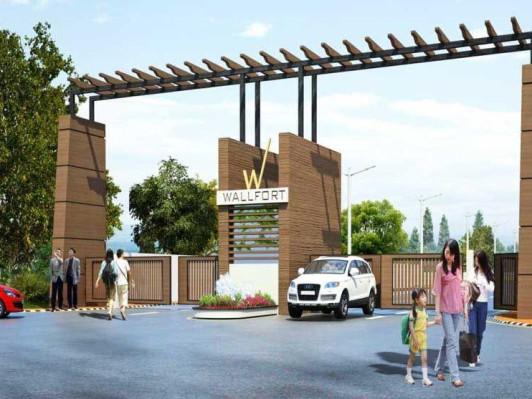 Wallfort Alancia, Raipur - Residential Plot & Villa