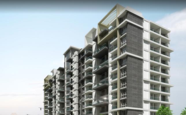 Wallfort Elegante, Raipur - 1/2/3 BHK Apartments