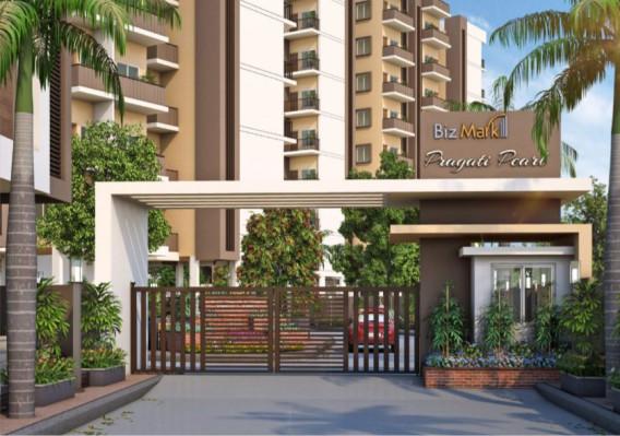 Pragati Pearl, Raipur - 2 BHK Apartment