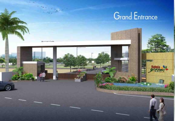 Raheja Greens, Raipur - Residential Plot