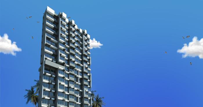Suparshwa Eternia, Mumbai - 1BHK Apartment