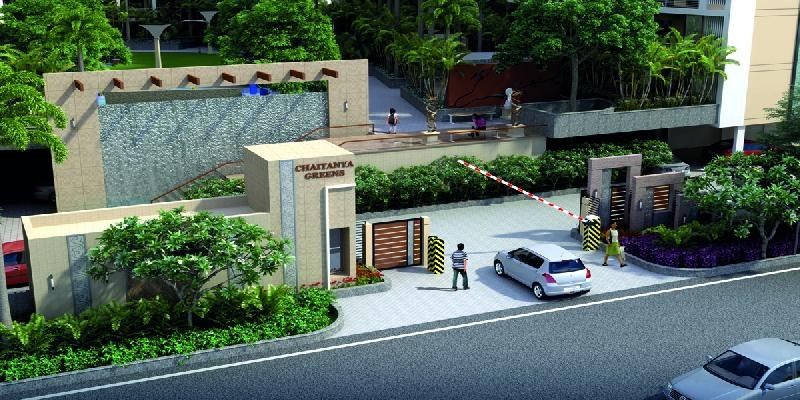Chaitanya Greens, Raipur - 2/3 BHK Apartment