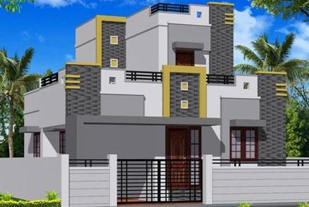 MS Garden Site No.32, Coimbatore - Luxury Villas