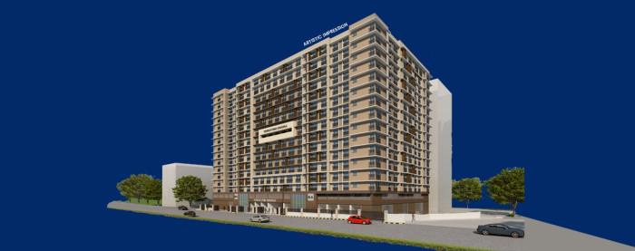 Terraform Dwarka, Mumbai - 1/2/3 BHK Apartments