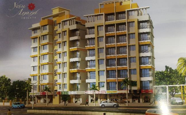 Yesu Anand Heights, Thane - 1/2 BHK Apartments