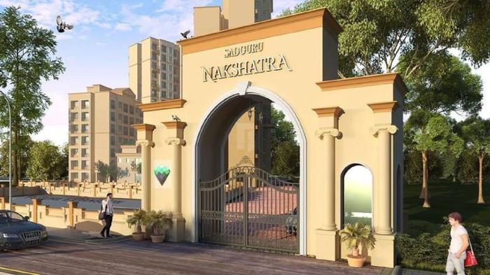 Sadguru Nakshtra, Thane - 1/2 BHK Apartments
