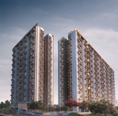 Godrej Parkridge, Pune - 1/2/3 BHK Apartments