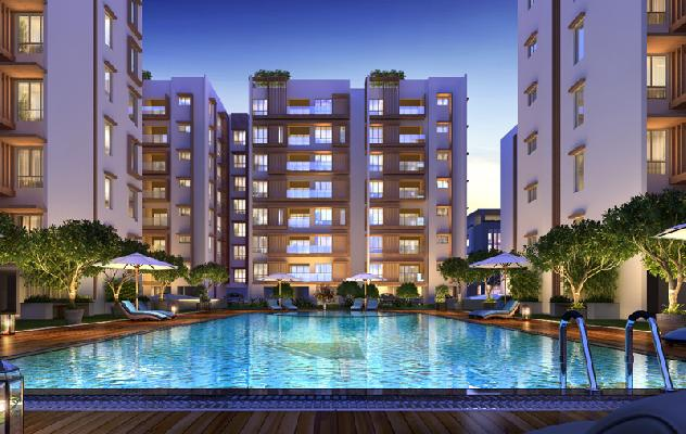 TVS Emerald Peninsula, Chennai - 2/3 BHK Apartment