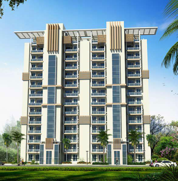 Emaar MGF Gurgaon Greens, Gurgaon - 3 & 4 BHK Premium Apartments
