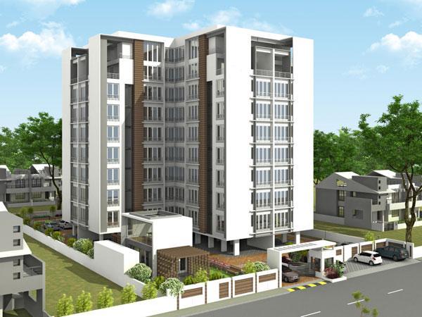 Empyrean Skyline, Vadodara - 3 & 4 Bedroom Apartments