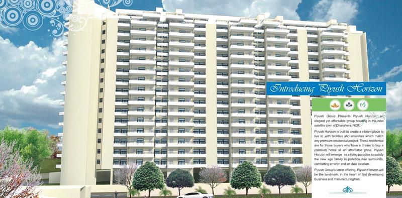 Piyush Horizon, Rewari - 2/3/4 BHK Apartments