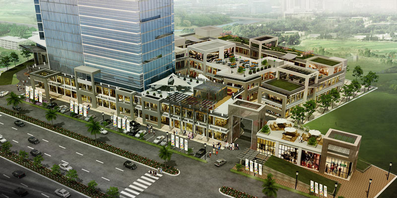 Baani City Centre Gurgaon Commercial Shops For Sale In