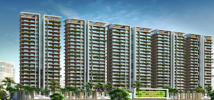 Shah Kingdom, Navi Mumbai - 2 BHK & 4 BHK Apartments