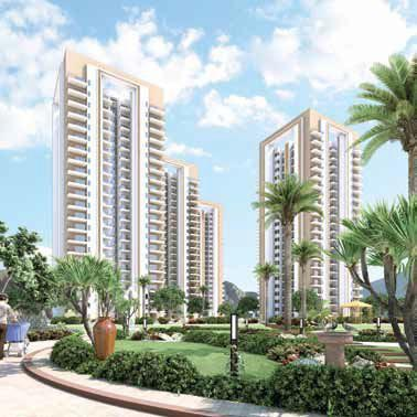 Oyster Grande, Gurgaon - 3, 4 & 5 BHK Apartments