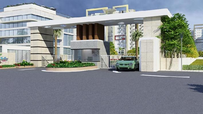 Krishna Valley, Vrindavan - Beautiful Residential Apartments