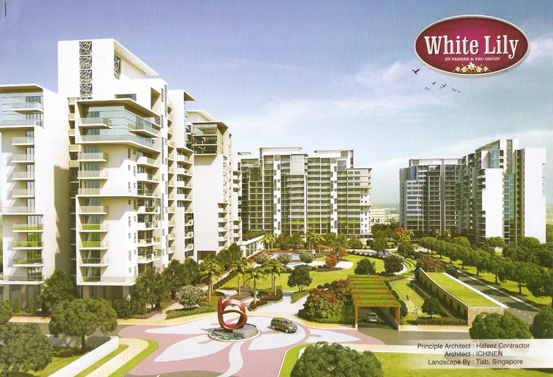 White Lily, Sonipat - Residential Apartments