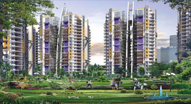 Terra Castle, Bhiwadi - 1/2/3 Bedroom Apartments