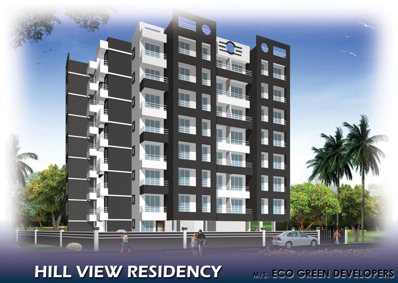 Hill View Residency, Thane - 1 & 2 BHK Apartments
