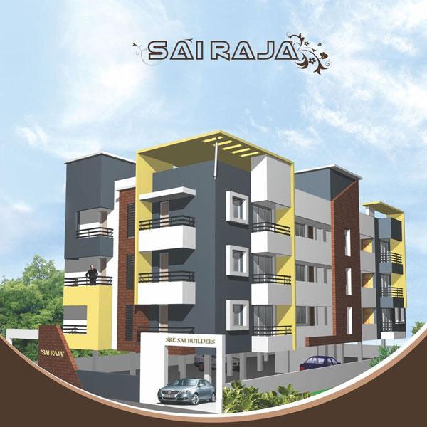 Sai Raja I, Coimbatore - 2 BHK Luxury Apartments