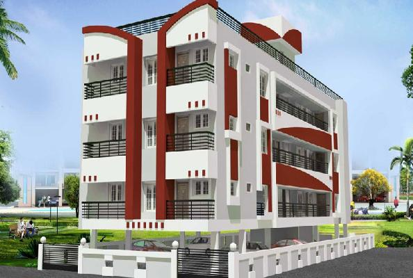 Sai Sabari I, Coimbatore - 2 BHK & 3 BHK Apartments