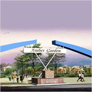 Amber Gardens, Gurgaon   Elegant Residential Colony
