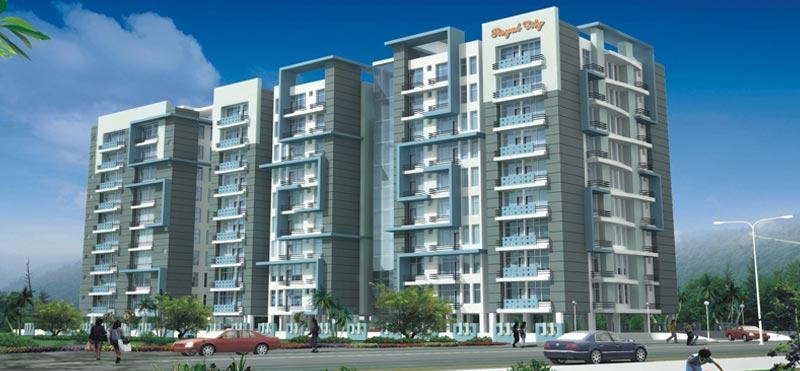 Royal City, Alwar - 1BHK & 2BHK Apartments