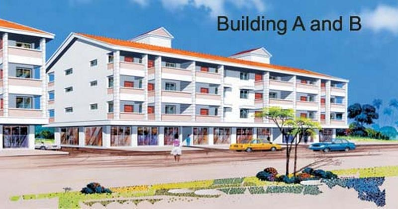D N Garden Homes, Goa - Residential Bungalow
