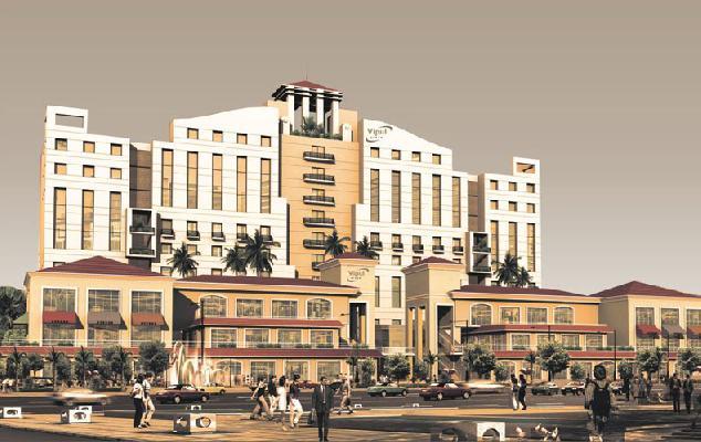 Vipul Plaza, Faridabad - Commercial Complex