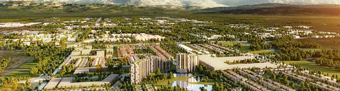 Wave Estate, Chandigarh - Residential Township