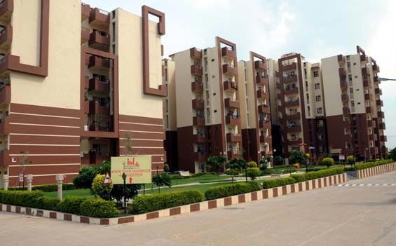 THD Garden, Bhiwadi - Residential Apartments