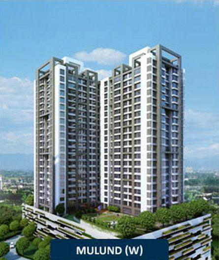 Omega, Mumbai - 1 & 2 BHK Residential Apartments