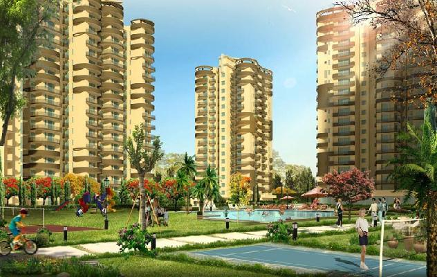 Victoryone Central Homes, Greater Noida - Residential Apartments