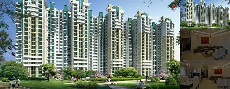 Aranya Homes, Noida - 2/3 BHK Apartments