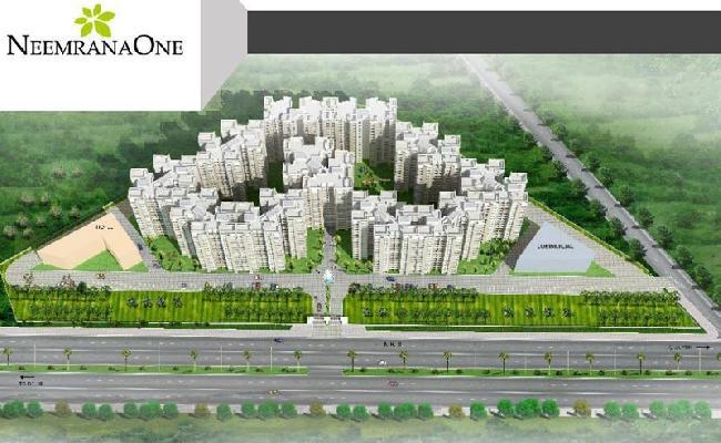 Neemrana One, Alwar - 1/2/3 BHK Apartments