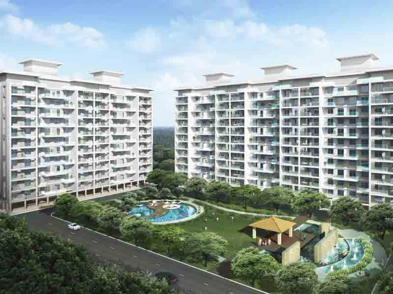Ivy Estate, Pune - Luxury Homes