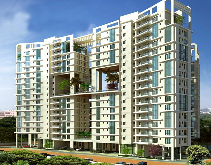Astitva, Kolkata - 3/4/5 BHK Apartments
