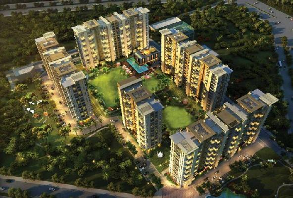 Imperial Gardens, Gurgaon - 3BHK Apartments and Penthouses