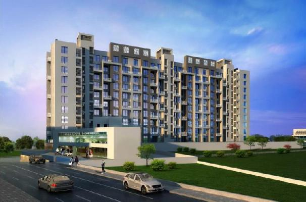 Downtown, Pune - 2/3BHK Luxury Apartments