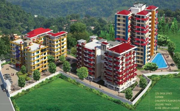 Saroj Parkland, Guwahati - Residential Apartments