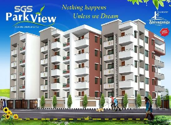 SGS Park View, Bangalore - 2 & 3 BHK Residential Apartments