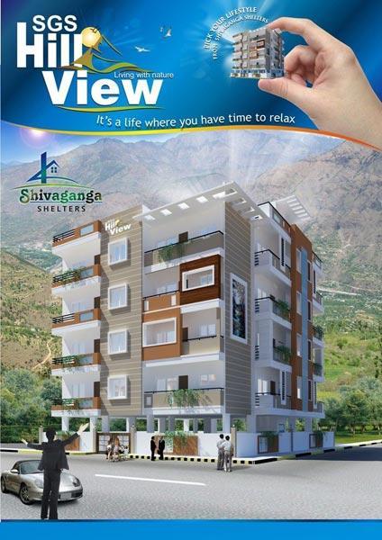 SGS Hill View, Bangalore - 3 BHK Luxury Flats