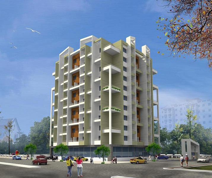 Satyam Shrey, Pune - 1 & 2 BHK Residential Appartment